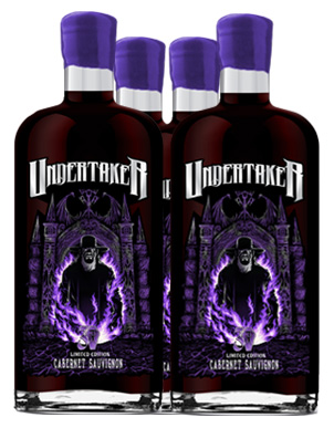 UNDERTAKER 4 BOTTLE PACK