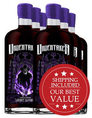 UNDERTAKER 6 BOTTLE PACK